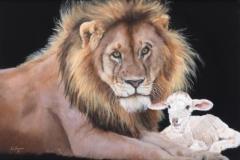 His Kingship & His Sacrifice