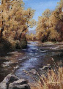 Tongue River by E. Lynetter Fransen